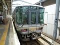 JR223系5500番代 JR舞鶴線普通