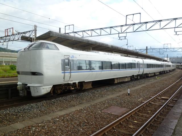 JR683系 JR北陸本線特急サンダーバード