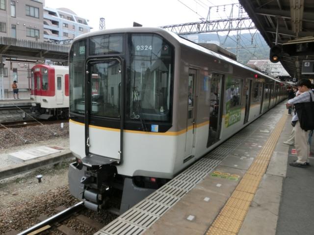 近鉄9820系 近鉄奈良線区間準急
