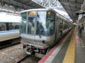 JR223系0番代 JR大阪環状線紀州路快速