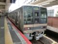 JR207系 JR東西線区間快速