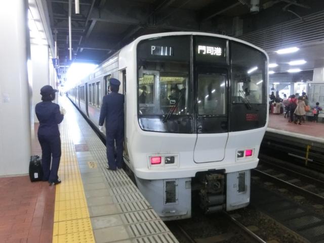 JR811系 JR鹿児島本線快速