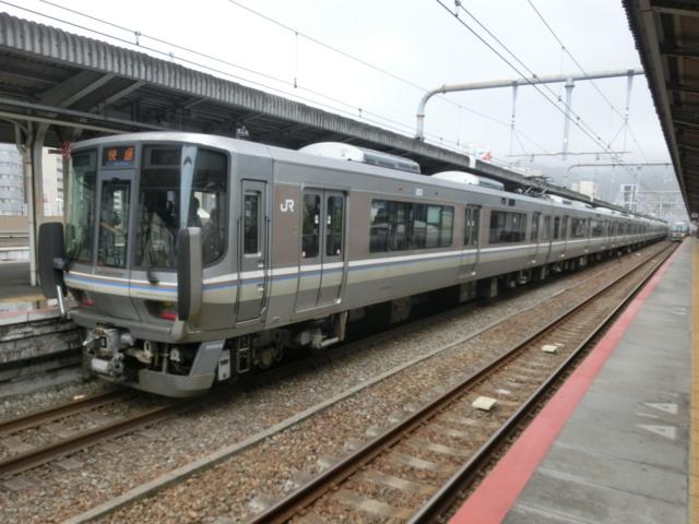 JR223系2000番代 JR山陽本線快速