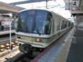 JR221系 JR関西本線(奈良線)みやこ路快速