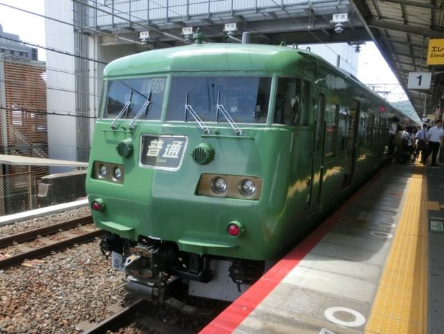 JR117系 JR湖西線普通
