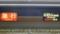 南海2000系 急行|高野山極楽橋 後部4両橋本