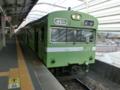 JR103系 JR桜井線普通