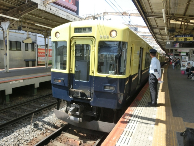 近鉄5200系 近鉄大阪線区間準急