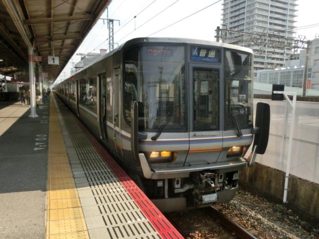 JR223系6000番代 JR山陽本線普通