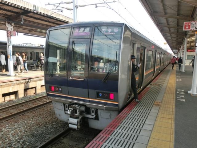 JR207系 JR山陽本線普通