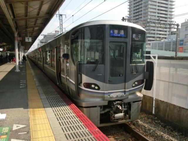 JR225系100番代 JR山陽本線普通
