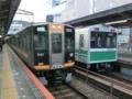 阪神9000系と大阪市交通局20系
