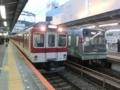 近鉄8600系と大阪市交通局24系