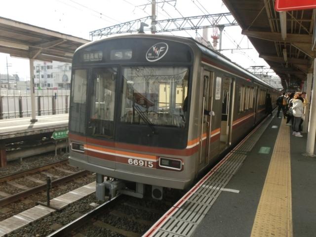 大阪市交通局66系 阪急京都線普通