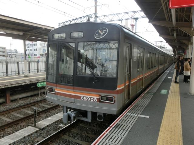 大阪市交通局66系 阪急千里線普通