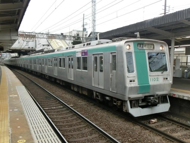 京都市交通局10系 近鉄京都線普通