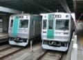 京都市交通局10系と京都市交通局10系