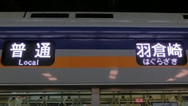 南海1000系 普通|羽倉崎