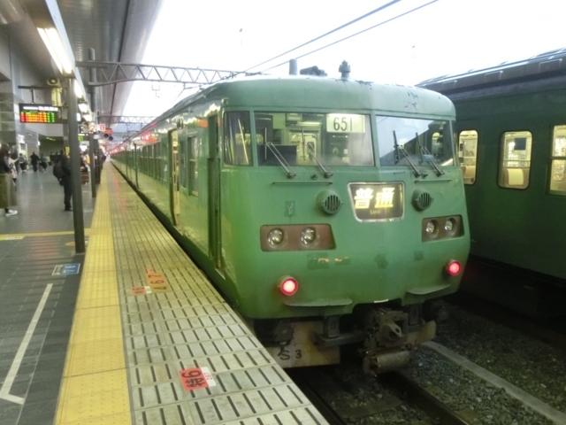 JR117系 JR東海道本線普通