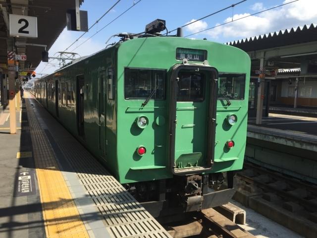 JR115系 JR山陰本線(舞鶴線)普通