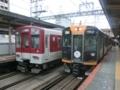 近鉄1020系と阪神1000系
