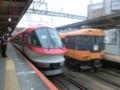 近鉄23000系と近鉄12200系