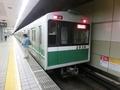 大阪メトロ20系 回送