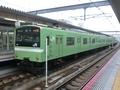 JR201系 JR桜井線快速