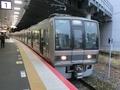 JR207系 JRおおさか東線直通快速