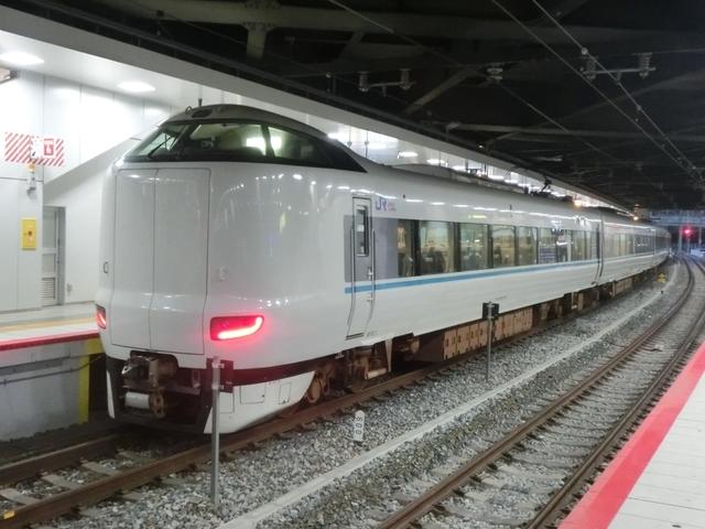 JR287系 JR東海道本線特急くろしお