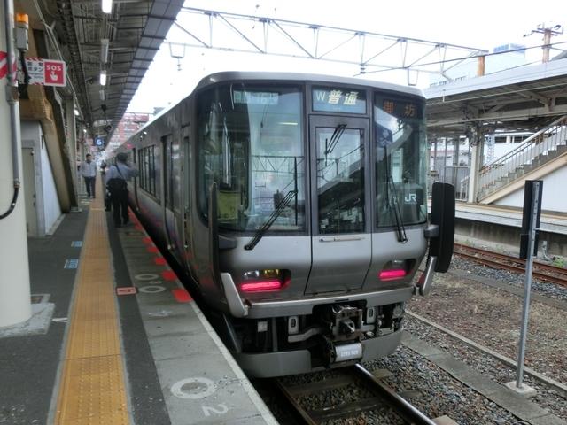 JR223系2500番代 JR紀勢本線普通