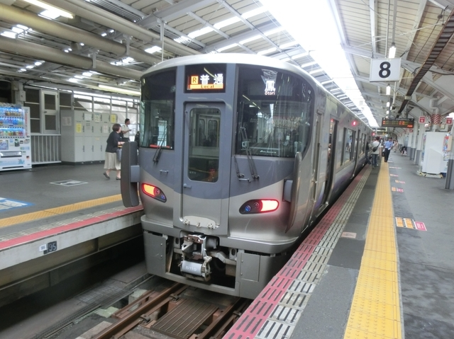 JR225系5100番代 JR阪和線普通