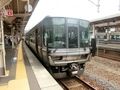 JR223系2000番代 JR北陸本線新快速