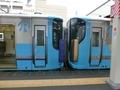IRいしかわ鉄道521系0番代×IRいしかわ鉄道521系0番代