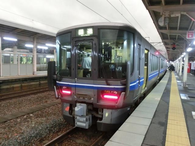 JR521系0番代 JR北陸本線普通