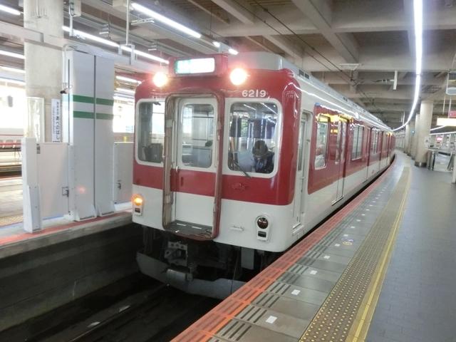 近鉄6200系 近鉄南大阪線準急