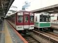 近鉄8810系と大阪メトロ20系