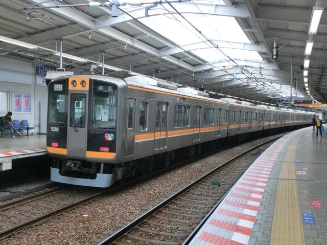 阪神9000系 阪神なんば線区間準急