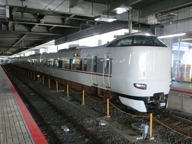 JR287系 JR山陰本線特急きのさき