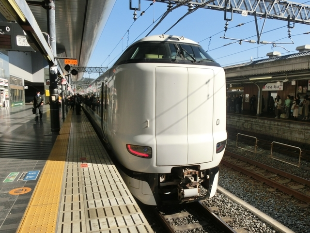 JR287系 団体列車