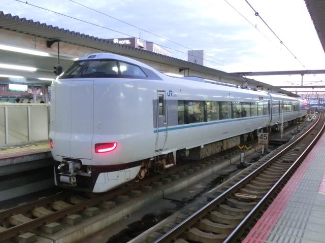 JR287系 JR関西本線特急まほろば