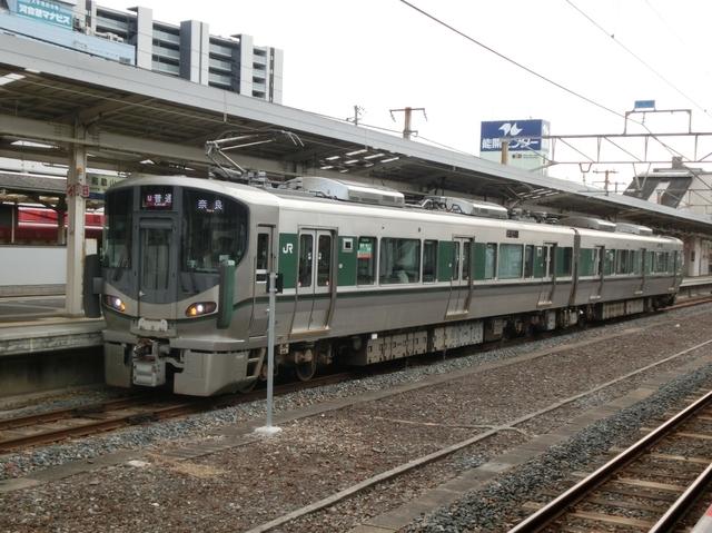 JR227系1000番代 JR和歌山線普通