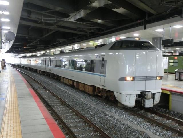 JR289系 JR東海道本線特急こうのとり