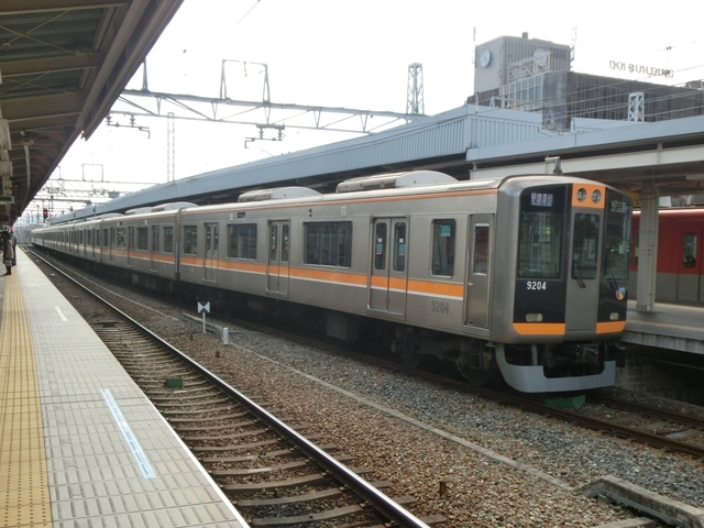 阪神9000系 阪神本線快速急行