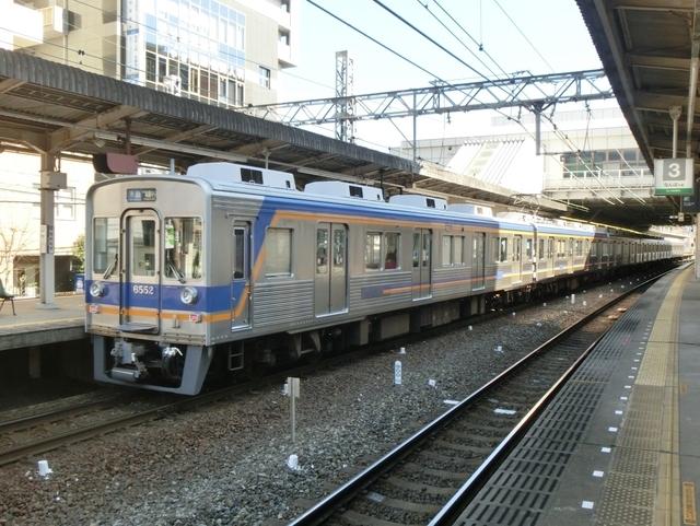 南海6200系50番代 泉北高速鉄道線準急
