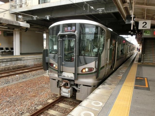 JR227系1000番代 JR桜井線普通