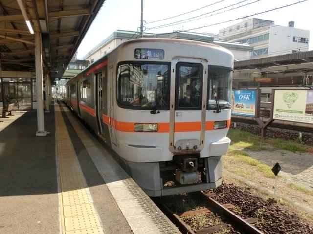 JRキハ25形 JR紀勢本線普通