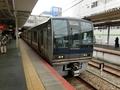 JR207系 JR福知山線区間快速