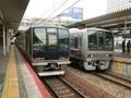 JR321系とJR207系