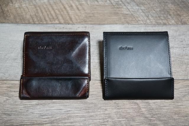薄い財布 Abrasus アブラサス 小銭入れ
